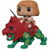 POP! Rides Vinyl Masters of the Universe - He-Man on Battle Cat