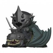 POP! Vinyl Rides Lord of the Rings - Witch King & Fellbeast