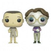 POP! Vinyl Stranger Things - Upside Down Eleven & Barb 2-Pack Exclusive
