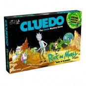 Cluedo- Rick & Morty