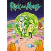 Rick and Morty, Maxi Poster - Portal