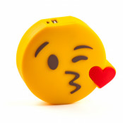 Spralla Smiley Powerbank Kiss & Heart Blow