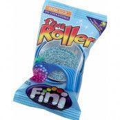 1 stk Fini Blue Raspberry Roller Fizz - Blå Vingummi