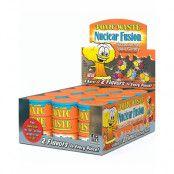 12 stk Toxic Waste Nuclear Fusion Supersurt Godis - Hel låda