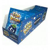 Pop Boom Blue Raspberry - 24-pack