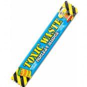 Toxic Waste Nuclear Sludge Blue Raspberry Chew Bar 20 gram