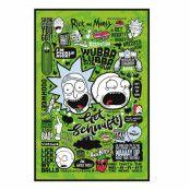Rick and Morty, Maxi Poster - Citat