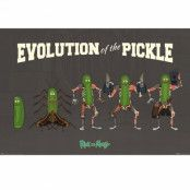 Rick and Morty, Maxi Poster - Pickle Rick