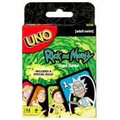 UNO - Rick and Morty