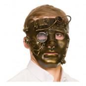 Robot Steampunk Mask