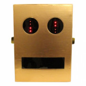 Robothuvud