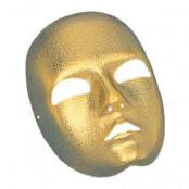 Robotmask - Guld
