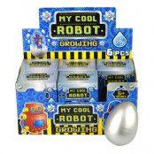 Växande Robotägg - 1-pack