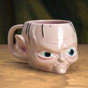Lord of the Rings, 3D Mugg - Gollum