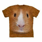 Big Face Guinea Pig T-Shirt