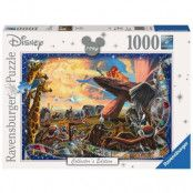 Disney Collector's Edition Jigsaw Puzzle - The Lion King (1000 pieces)