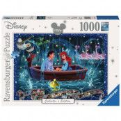 Disney's Collector's Edition Jigsaw Puzzle - The Little Mermaid (1000 pieces)