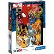 Marvel Comics - Phil Noto Jigsaw Puzzle