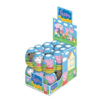 Peppa Pig Chokladägg - 24-pack