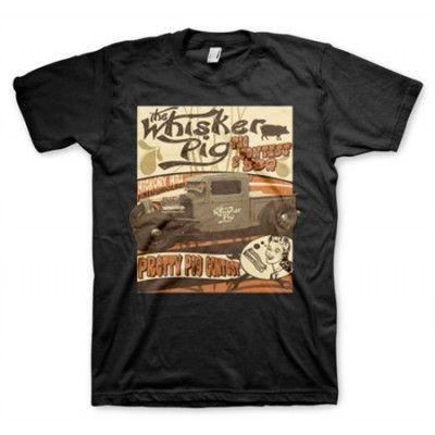 The Whisky Pig BBQ T-Shirt, Basic Tee