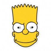 Bart Simpson Pappmask - 1-pack