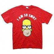 Homer Simpson - I´m So Smrt!, Basic Tee
