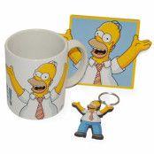 Homer Simpson Presentpaket