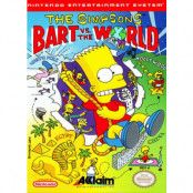 Simpsons Bart VS The World