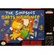 Simpsons Barts Nightmare
