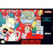 Simpsons Krusty´s Super Fun House