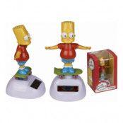 Solcellsfigur Bart Simpson