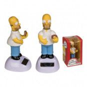 Solcellsfigur Homer Simpson - 1-pack