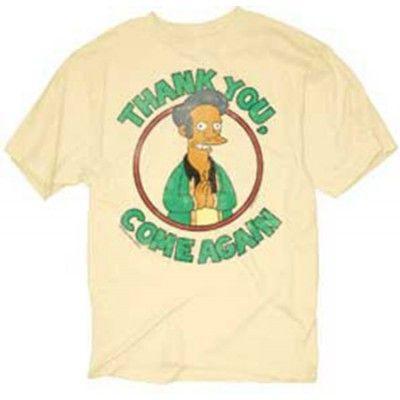 Thank You, Come Again T-shirt, Lightweight Basic Tee