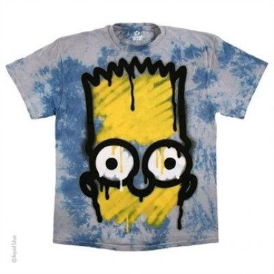 The Simpsons - El Barto T-Shirt, Basic Tee