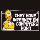 They Have Internet On Computers Now? T-Shirt
