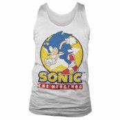 Fast Sonic - Sonic The Hedgehog Tank Top, Tank Top
