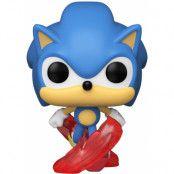 Funko POP! Games: Sonic the Hedgehog - Running Sonic