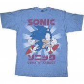 Sonic - Kanju Classic T-Shirt, Basic Tee