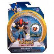 Sonic - Shadow Bendable Figure 10 cm