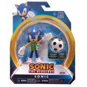 Sonic - Sonic Bendable Figure 10 cm