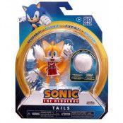 Sonic - Tails Bendable Figure 10 cm