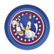 Sonic Tallrikar