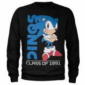 Sonic The Hedgehog - Class Of 1991 Sweatshirt, Sweatshirt