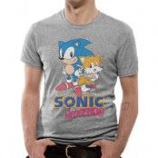 Sonic the Hedgehog - Sonic & Tails T-Shirt