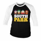 South Park Baseball 3/4 Sleeve Tee, Baseball 3/4 Sleeve Tee