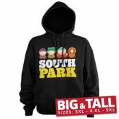 South Park Big & Tall Hoodie, Big & Tall Hooded Pullover