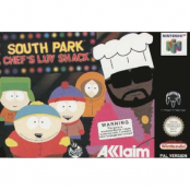 South Park Chef´s Luv Schack