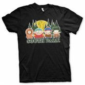 South Park Distressed T-Shirt, Basic Tee