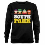 South Park Girly Sweatshirt, Sweatshirt
