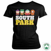 South Park Organic Girly T-Shirt, 100% Organic Girly T-Shirt